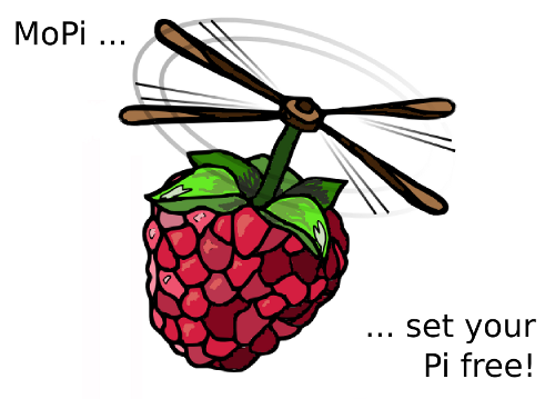 MoPi: Set your Pi Free!