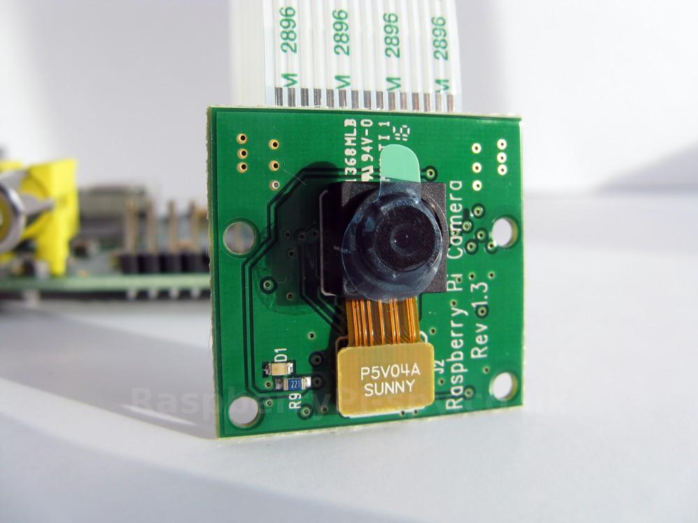 Picam A Camera In A Lunchbox