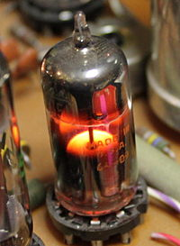 Thermionic valve